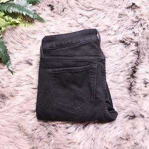 Old navy Rockstar Secret Soft Black Jeans Size 6
